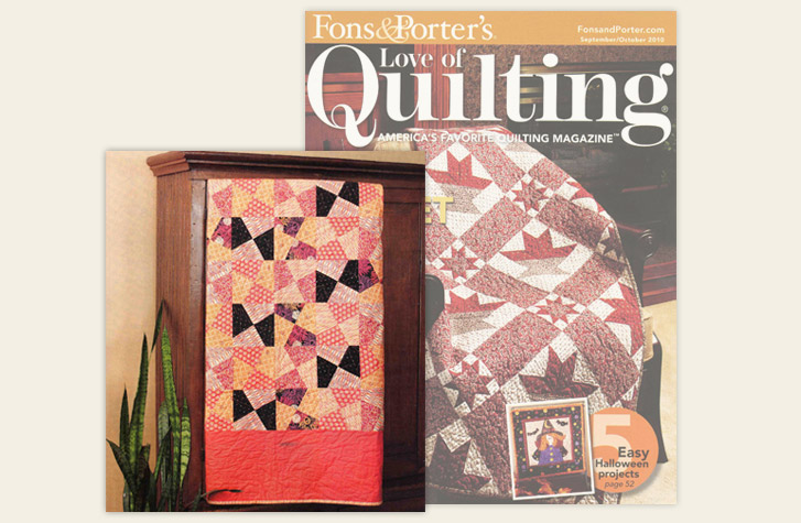 Fons And Porters Love Of Quilting