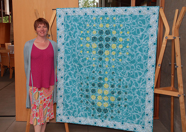 Lori-and-quilt