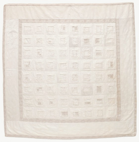'A&L Wedding,' a quilt from Lori Mason's Special Event Collection