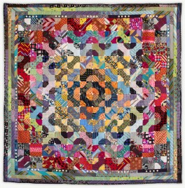 'Bruce's Bow Ties,' a quilt from Lori Mason's Special Event Collection