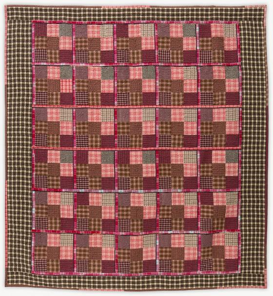 'Cabin Tartan 1,' a quilt from Lori Mason's Designer Collection