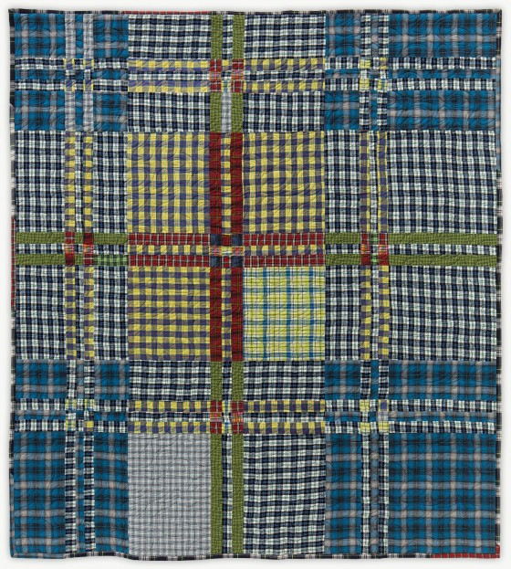 'Cabin Tartan 2,' a quilt from Lori Mason's Designer Collection