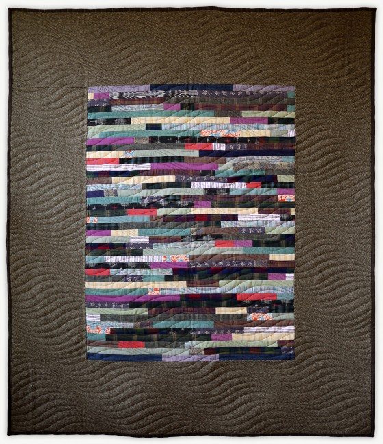 'Curtis' Graduation,' a quilt from Lori Mason's Special Event Collection