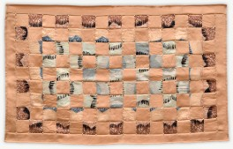 'Diane's Squares,' a memorial quilt designed by Lori Mason