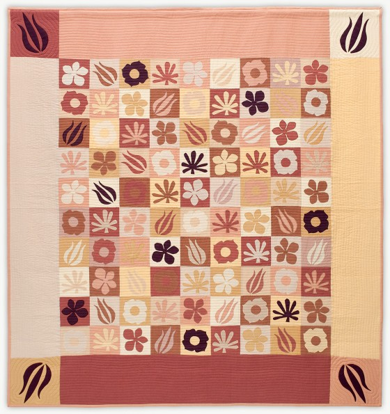 'Garland,' a quilt from Lori Mason's Special Event Collection