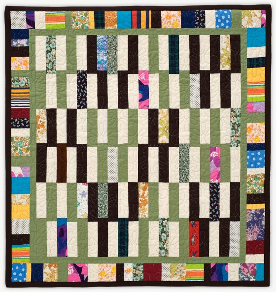 'Heather&Kelly's Wedding,' a quilt from Lori Mason's Special Event Collection