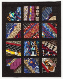 'Remembering Andy,' a memorial quilt designed by Lori Mason