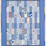 'Richard's Conversations,' a memorial quilt designed by Lori Mason