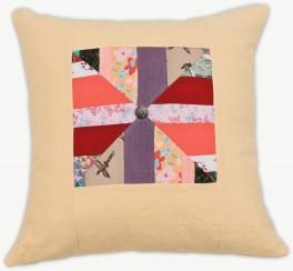 'Shirley's Pillows,' a memorial pillow designed by Lori Mason