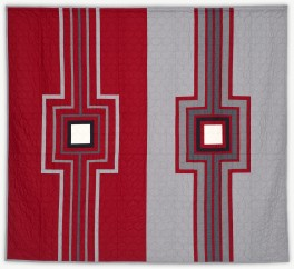 'Tandem,' a quilt from Lori Mason's Designer Collection