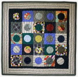 'Laura's-Penny', a Lori Mason Memorial Quilt