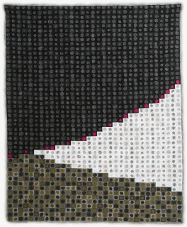 'Coordinates', a quilt by Lori Mason for her Designer Collection