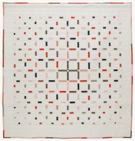 'Thai Eclipse', a quilt by Lori Mason for her Designer Collection