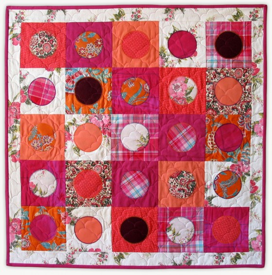 'Lucky Penny Baby,' a quilt from Lori Mason's Special Event Collection