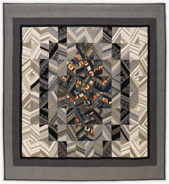 'Remembering Lewis,' a memorial quilt designed by Lori Mason