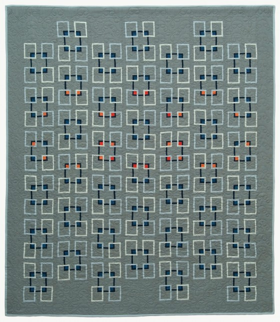 'Symposium,' a quilt from Lori Mason's Designer Collection