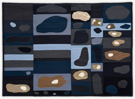 'Winter Eddy,' a quilt from Lori Mason's Designer Collection