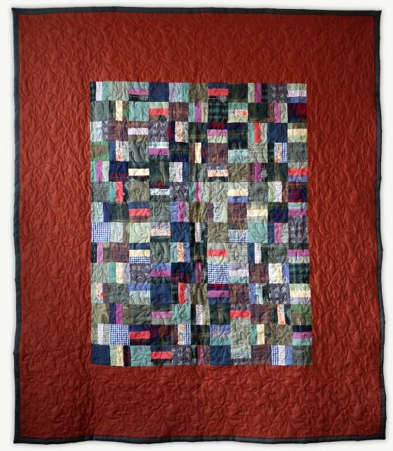 'Ivanya's Graduation', a Special Event Quilt by Lori Mason
