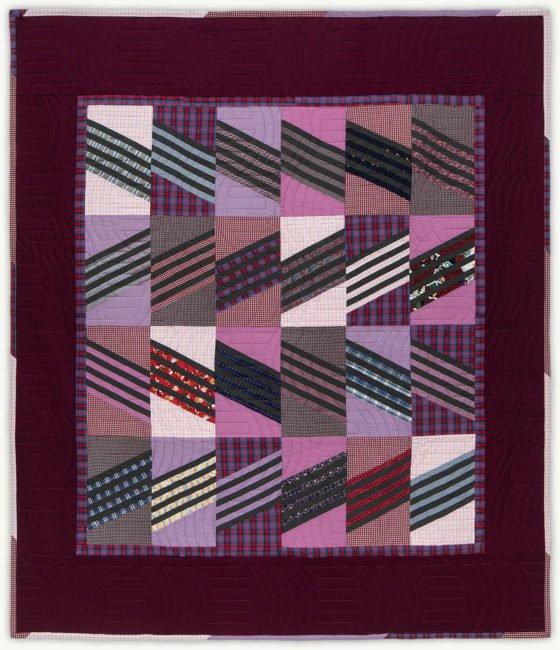 'Al's Colors', a memorial quilt designed by Lori Mason