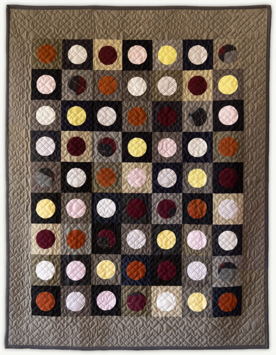 'Justin's-Penny-1', a memorial quilt designed by Lori Mason